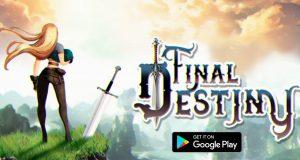 Final Destiny เกมเดินหน้าลุยแหลก สุดมันส์