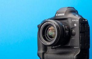 Canon เปิดตัว EOS-1D X Mark III