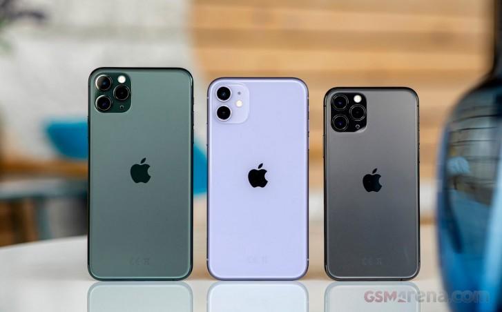 Apple รายงานยอดขาย