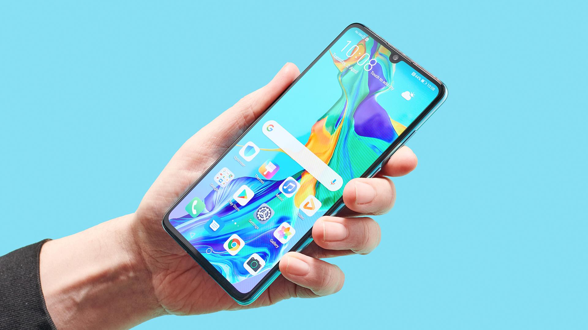 สมาร์ทโฟน Huawei P40