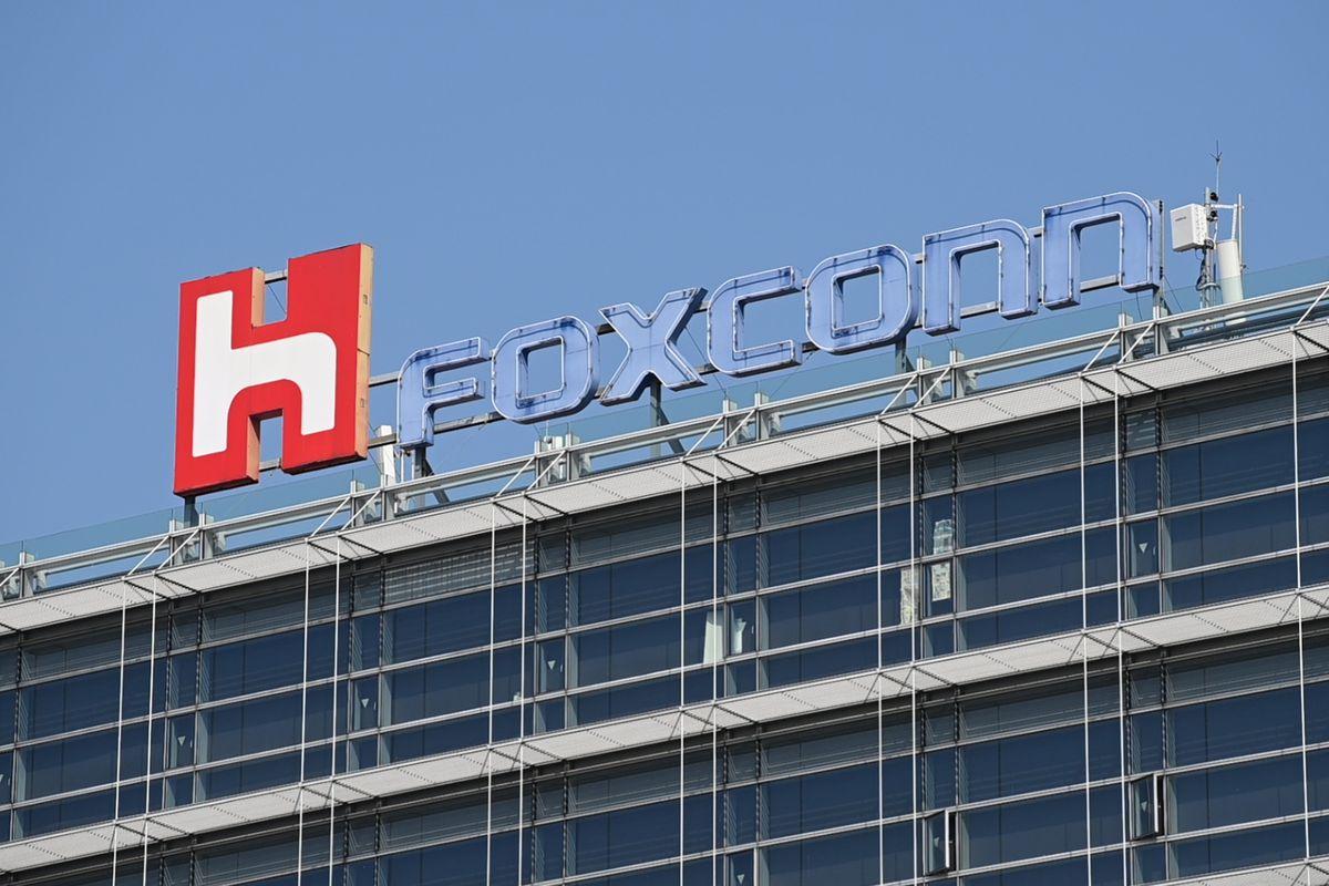Foxconn ผู้ผลิต iPhone