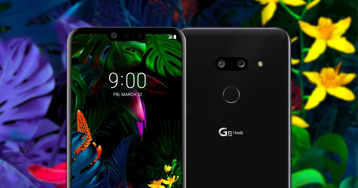 LG G8 ThinQ ของ T-Mobile