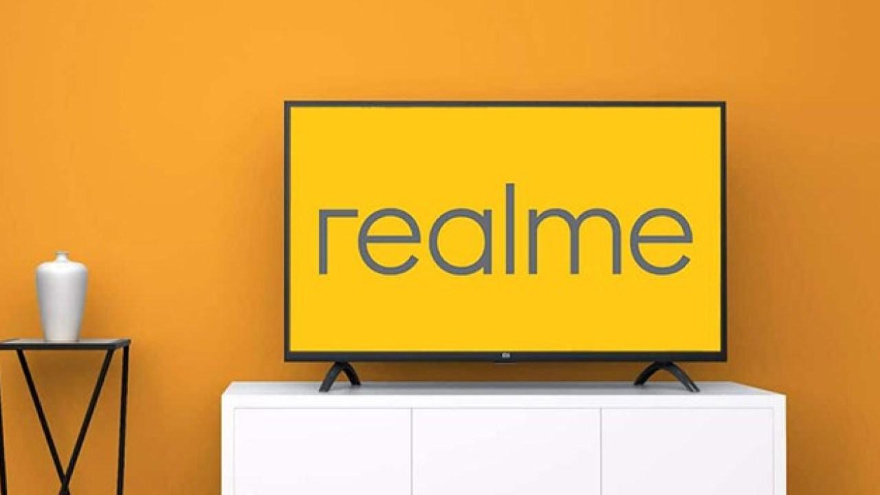 สมาร์ททีวีของ Realme