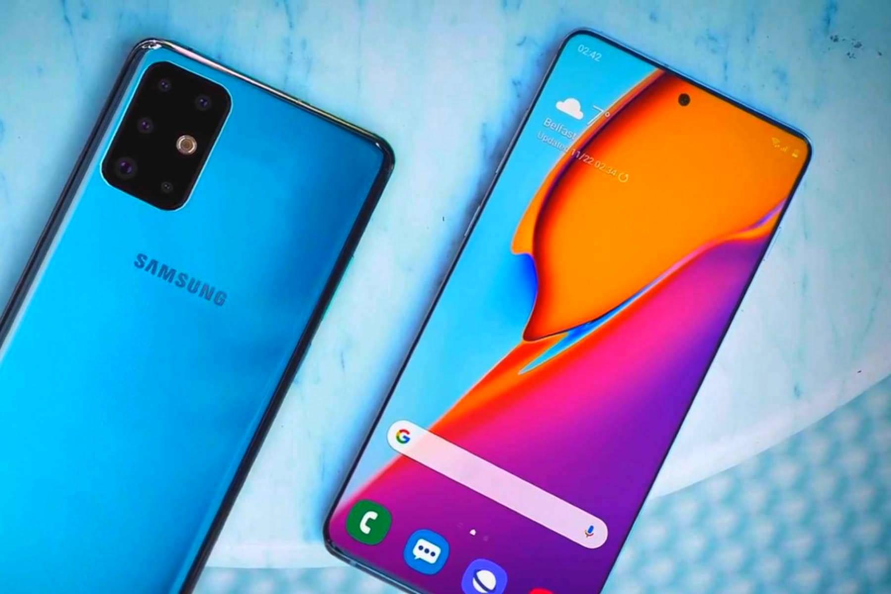 Samsung ยืนยันการตั้งชื่อ