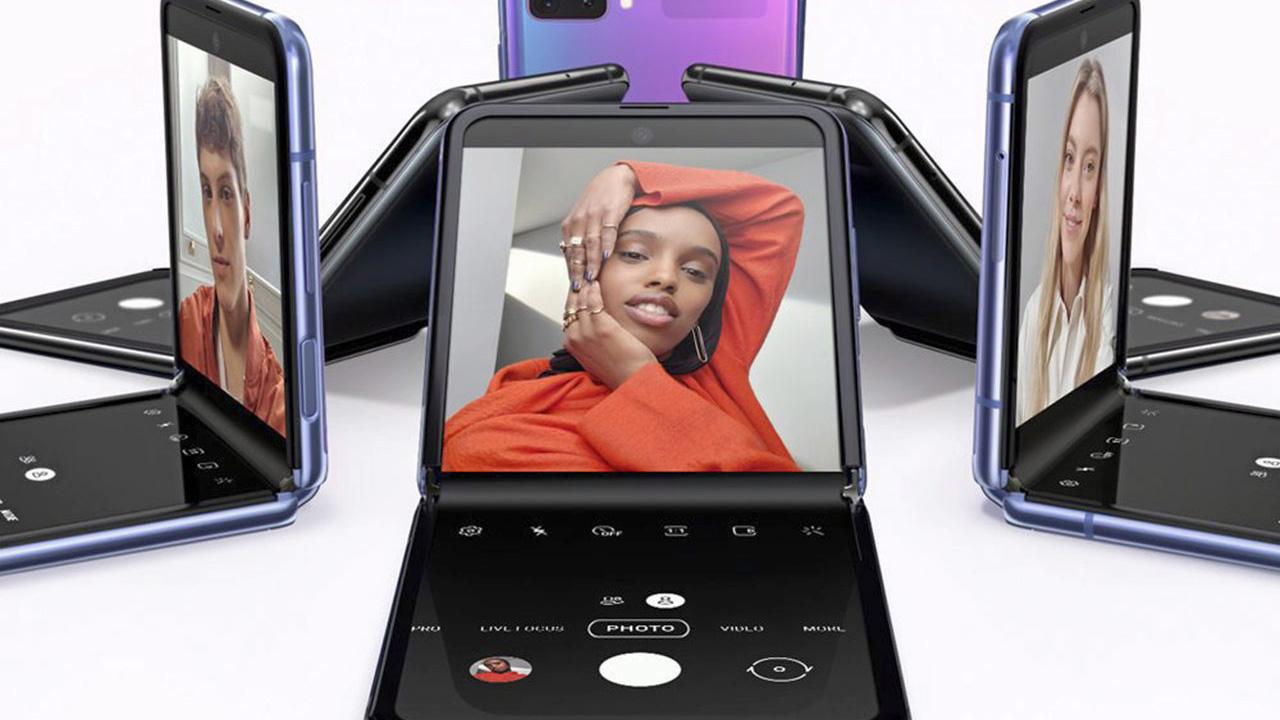 Samsung Galaxy Z Flip teardown