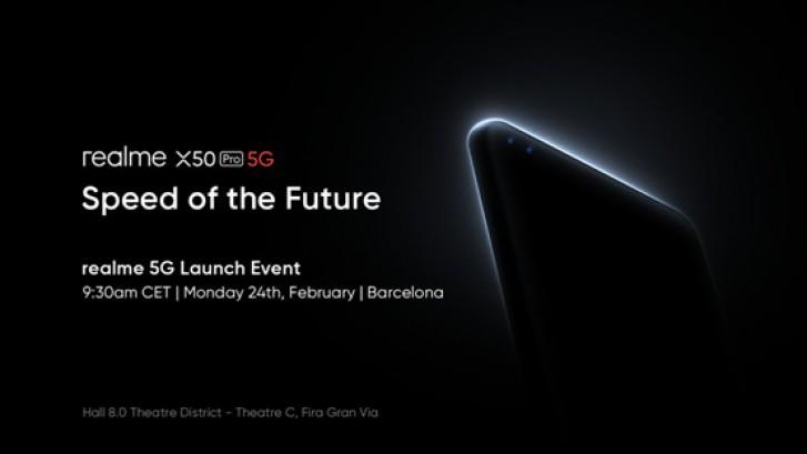 งานเปิดตัว X50 Pro 5G