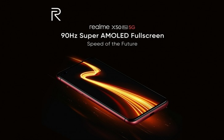 Realme ยืนยันว่า X50 Pro