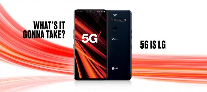 LG จะขายเฉพาะมือถือเรือธง 5G