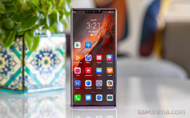 Huawei ติดตั้งแอพ Android