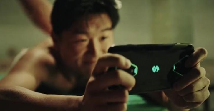 การออกแบบ Xiaomi Black Shark 3