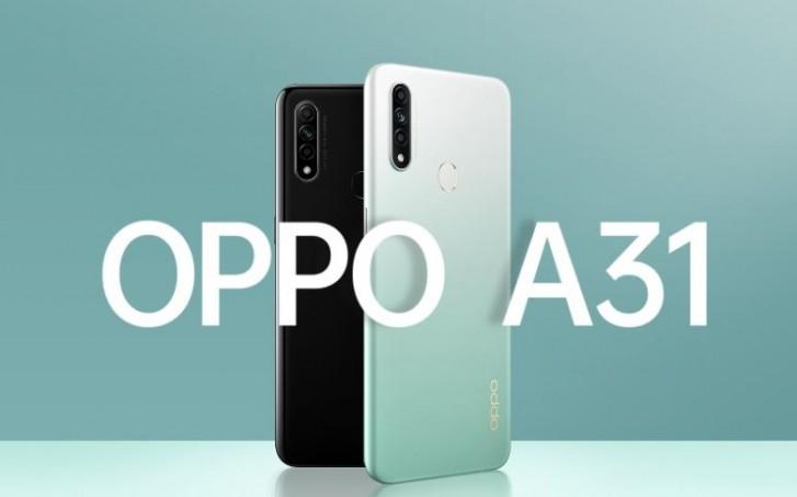 Oppo A31 เปิดตัว