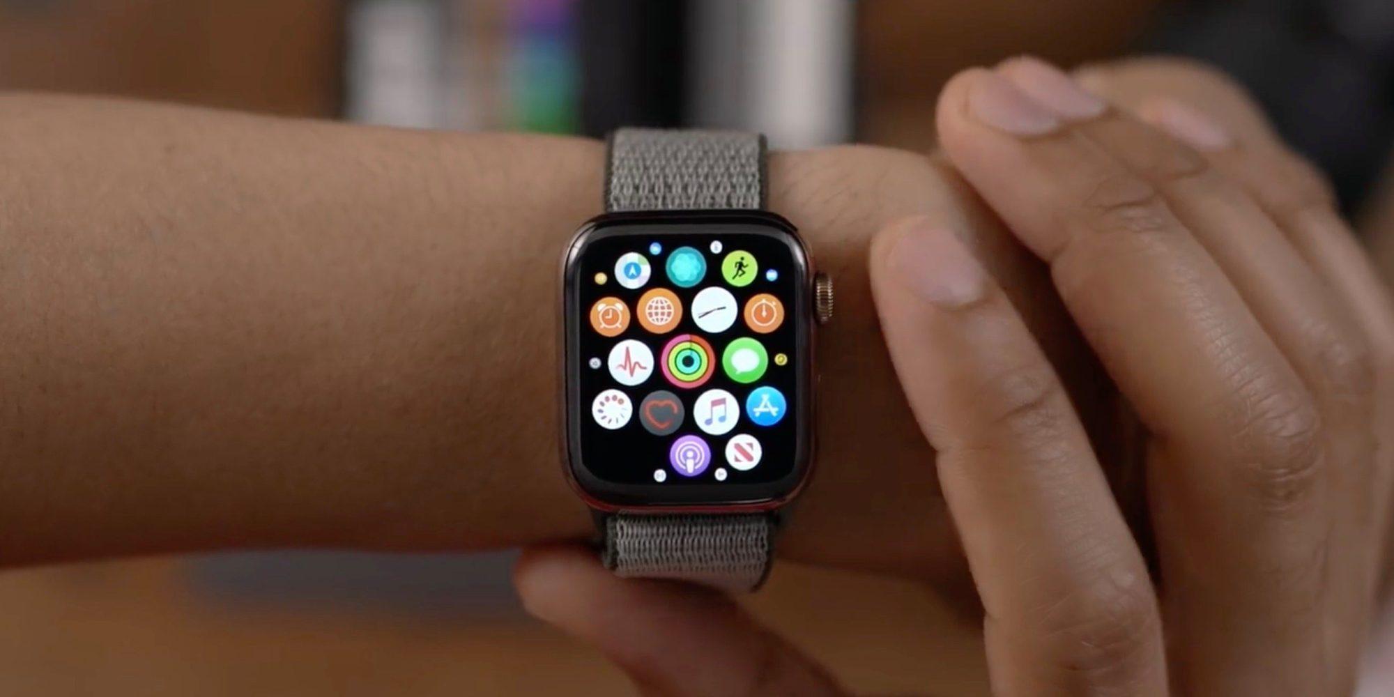 watchOS 6.1.3 สำหรับ Apple Watch