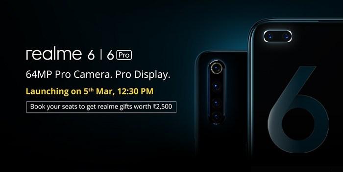 ภาพหลุด Realme 6 Pro