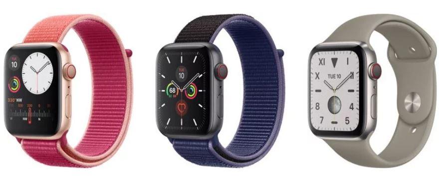 ตอนนี้ Apple Watch