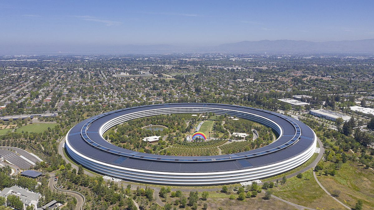เชิญชม Apple Park ที่ว่างเปล่าและเงียบเหงา