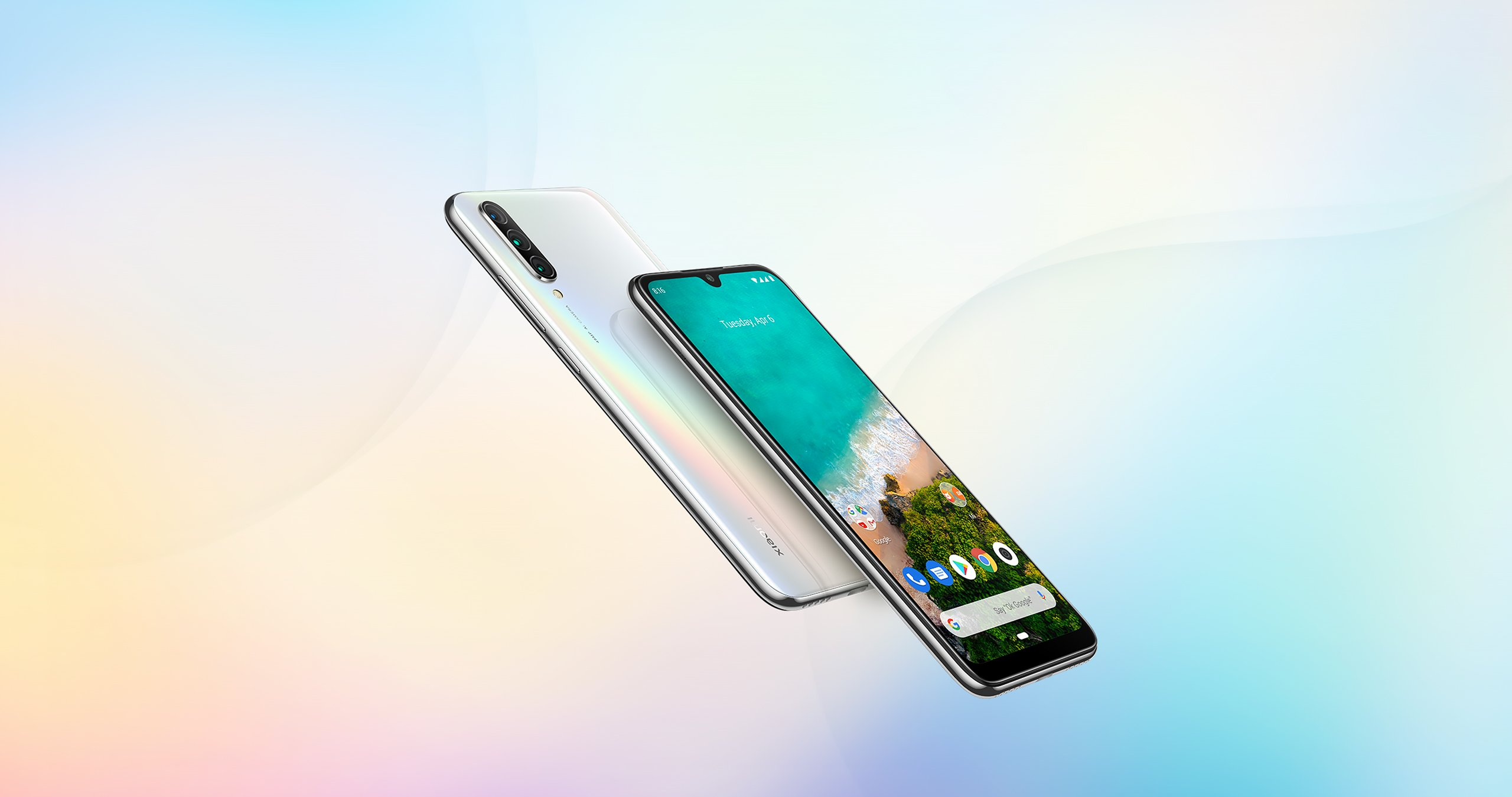 Xiaomi ใช้ Android 10