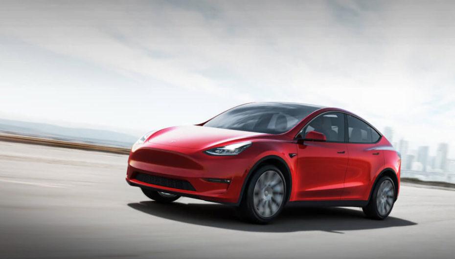 Tesla เริ่ม