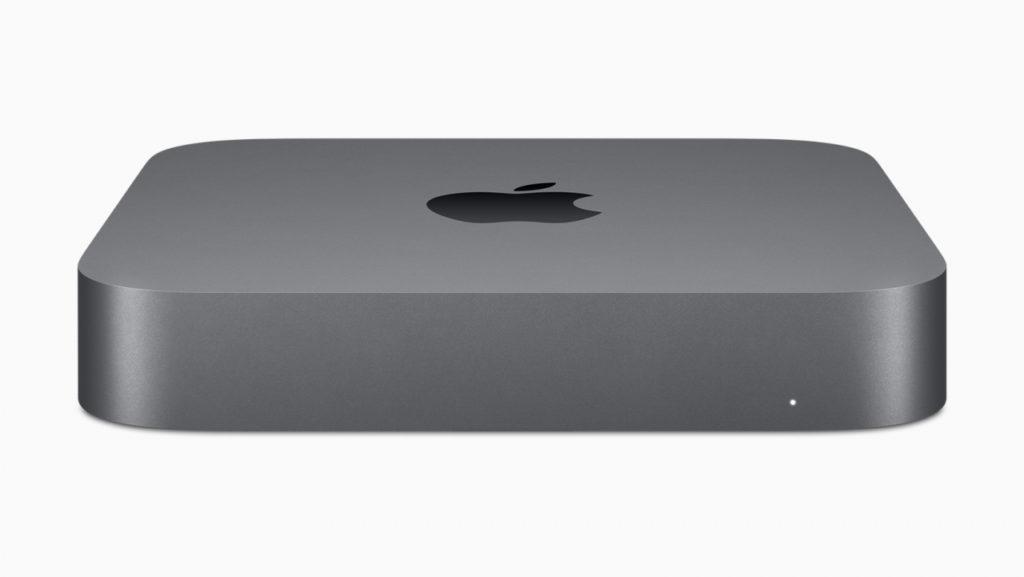 Apple เพิ่มความจุข้อมูล Mac mini