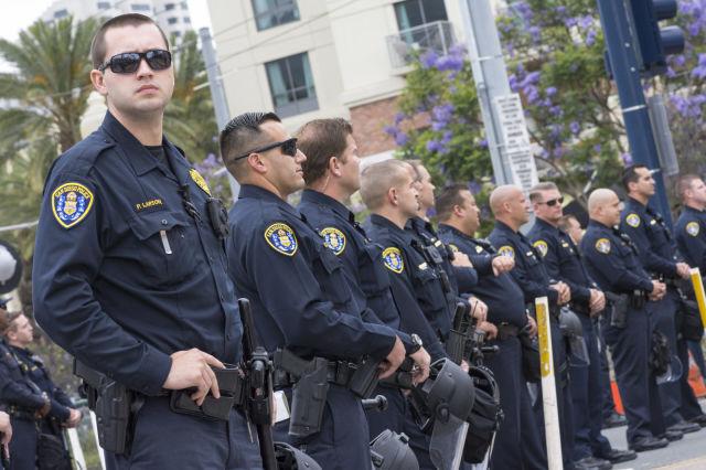 ตำรวจซานดิเอโก