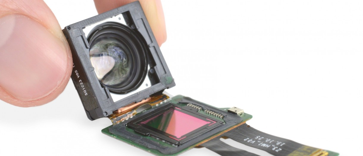 ดูฮาร์ดแวร์กล้อง Galaxy S20 Ultra