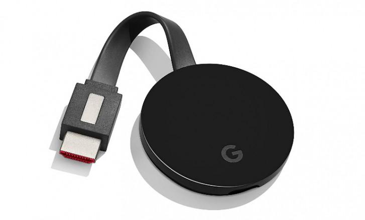 Google เปิดตัว Chromecast Ultra