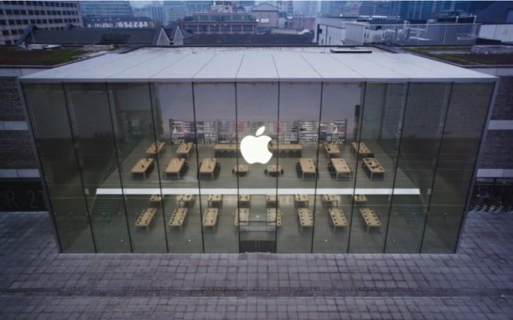 Apple ปิดสาขานอกประเทศจีน