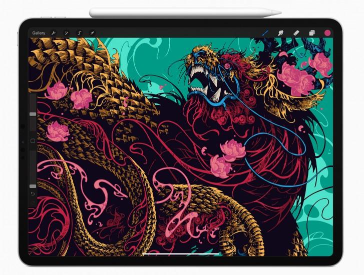Apple เปิดตัว iPad Pro รุ่นใหม่