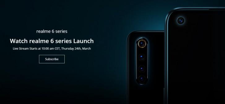 Realme 6 และ 6 Pro เปิดขาย