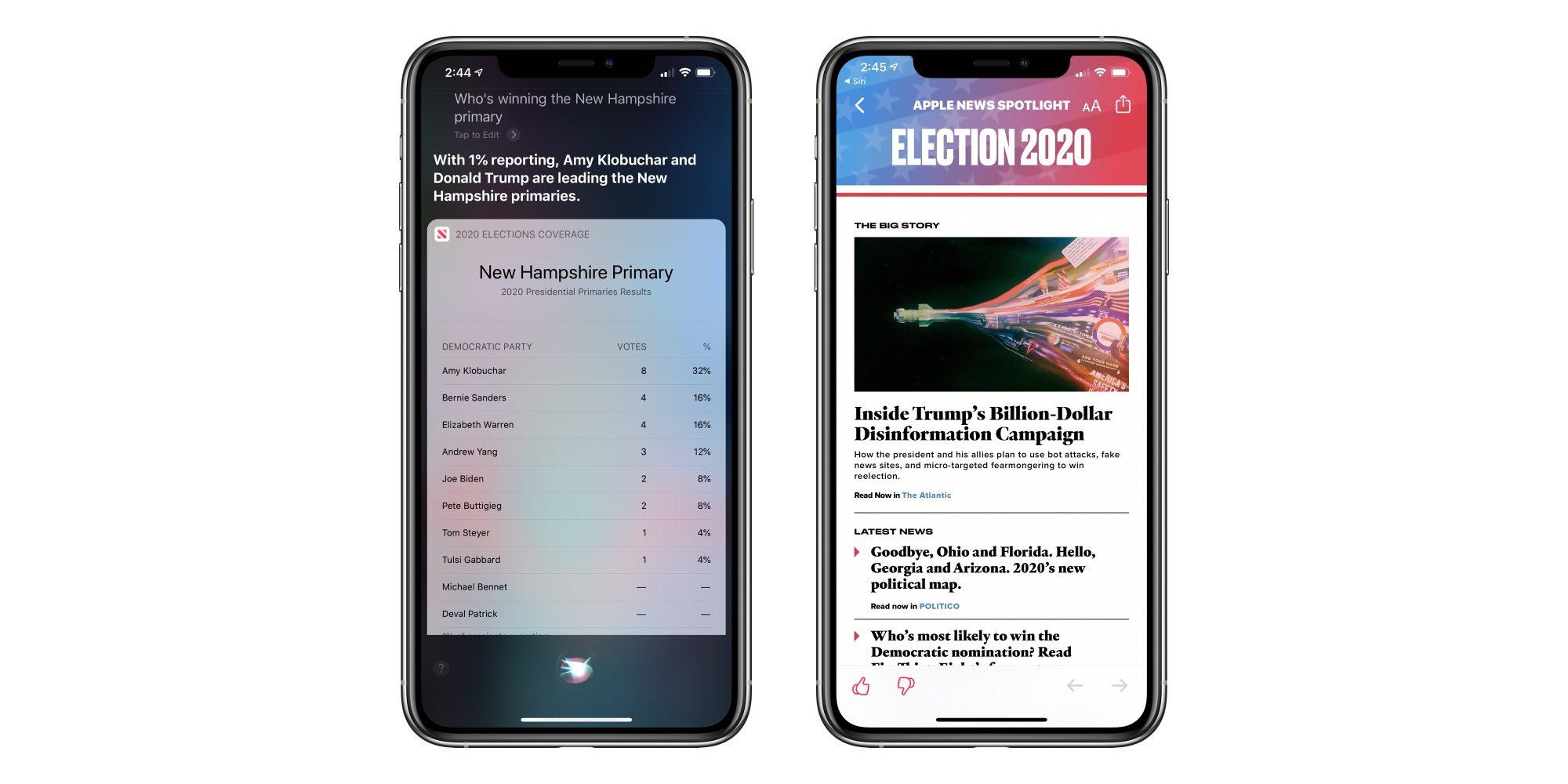 มีคำถามเกี่ยวกับการเลือกตั้งในปี 2020