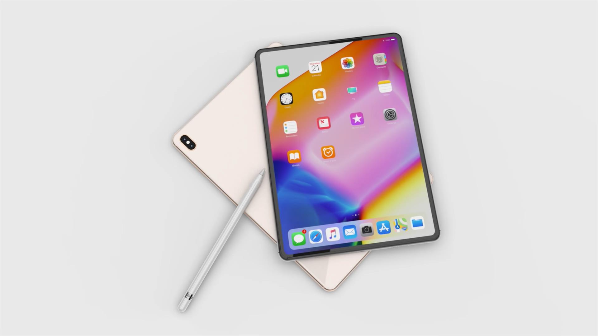 ชิป Apple A12Z ใน iPad Pro