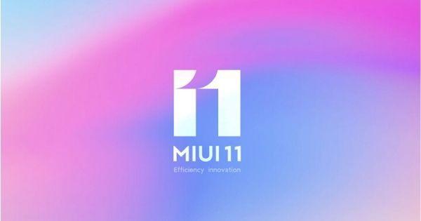 อัปเดต MIUI 11 บน Android 10