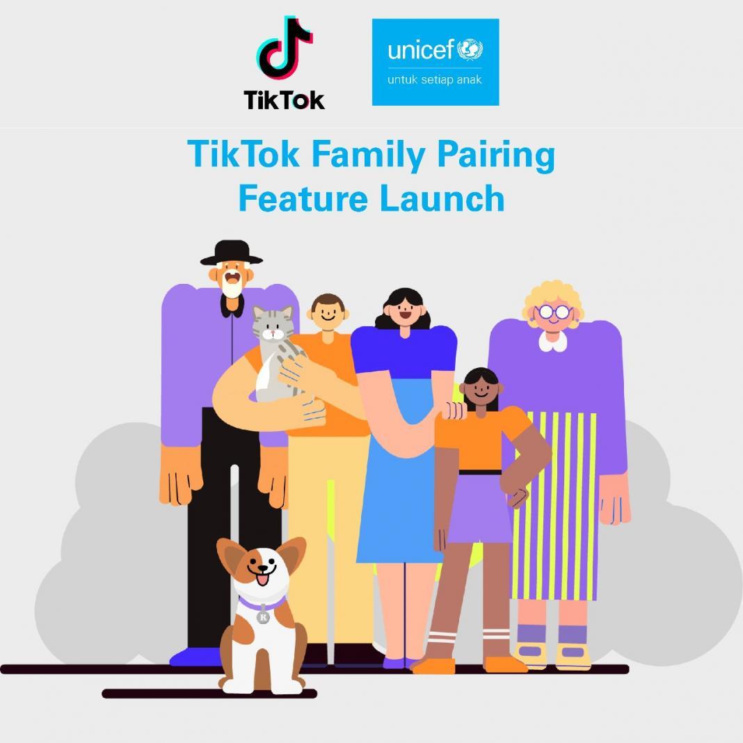 TikTok ปล่อยฟีเจอร์ใหม่ Family Pairing