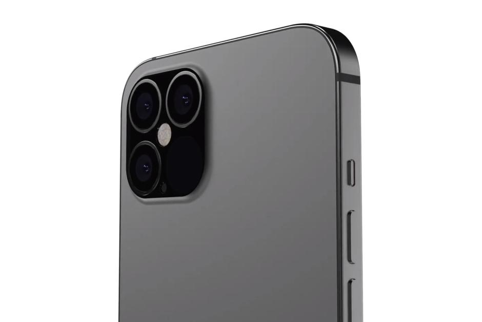 ชมภาพจำลอง iPhone 12 Pro Max