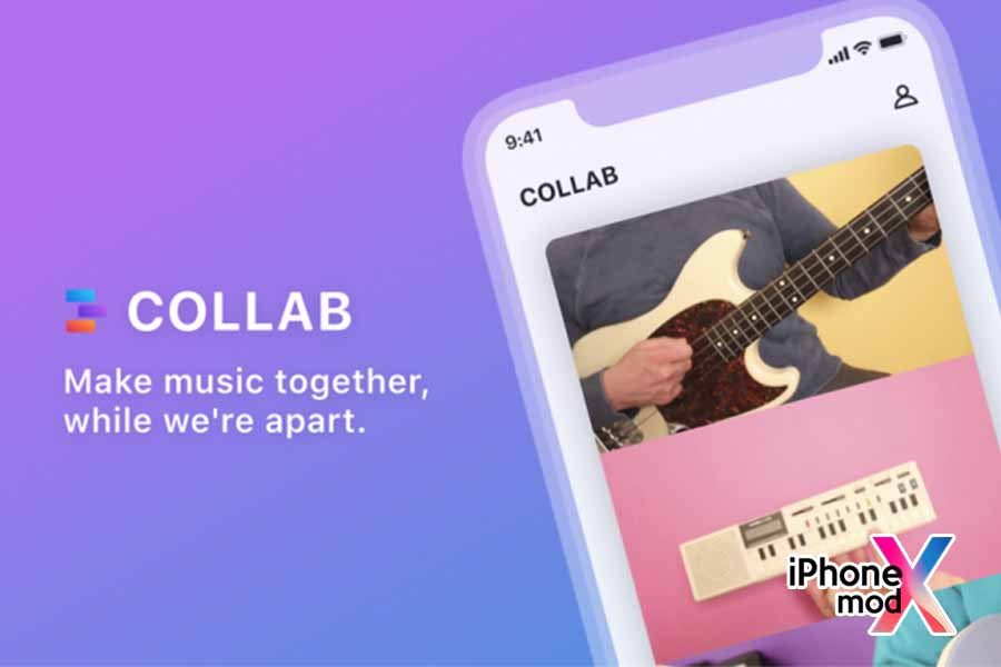 Facebook ปล่อยแอปทดลองชื่อ Collab