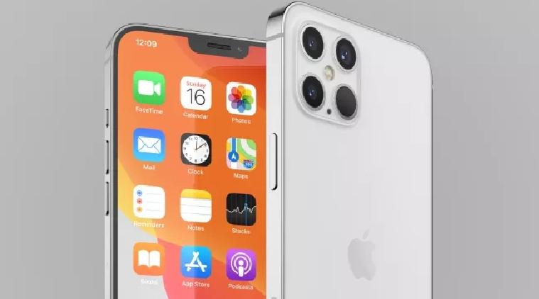 หลุดข้อมูล iPhone 12