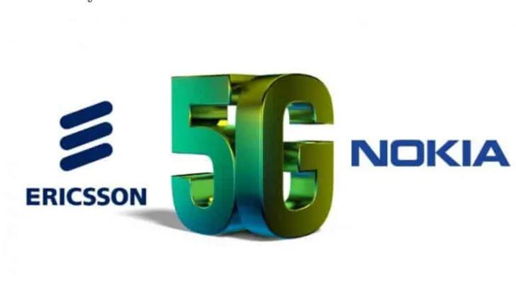 Nokia และ Ericsson