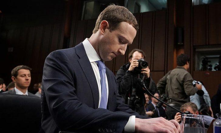 Facebook เสียหายหลายล้าน