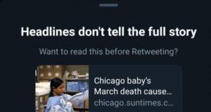 Twitter ทดสอบฟีเจอร์เตือนผู้ใช้
