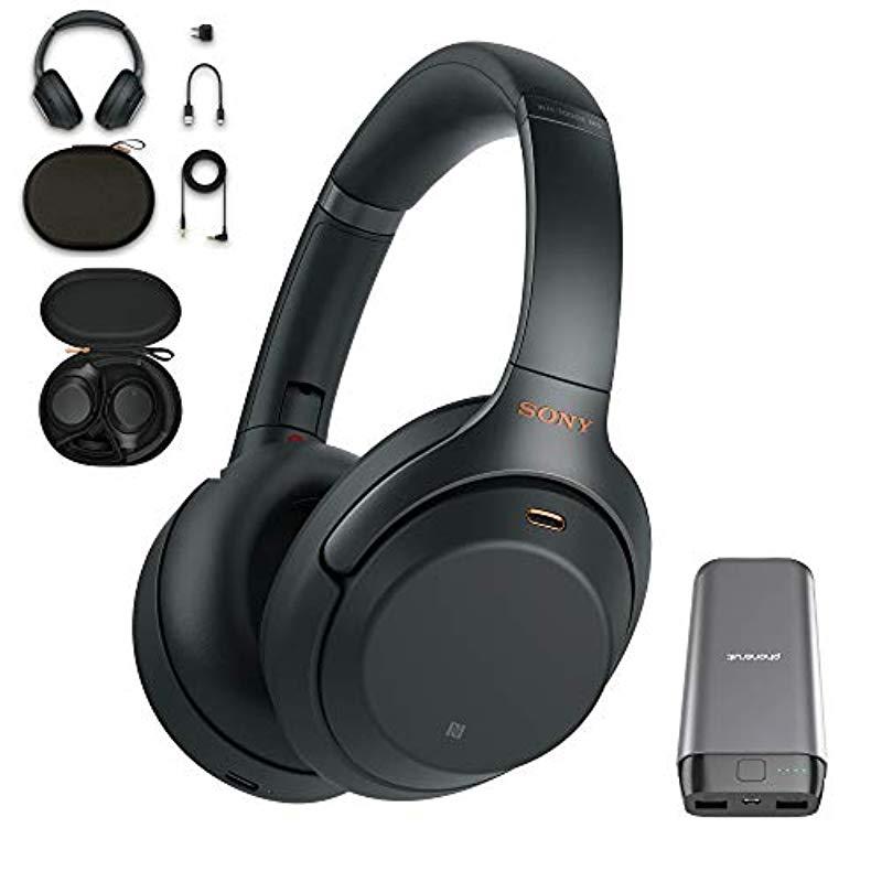 Sony-WH-1000XM3 หูฟังไร้สาย