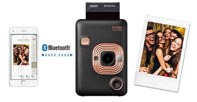 Fujiflim Instax Mini Lisplay กล้องถ่ายภาพสุดชิค