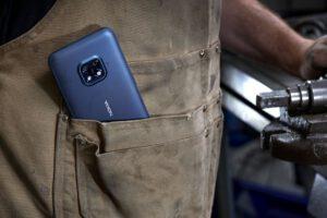 โนเกีย เปิดตัวมือถือ รุ่น Nokia XR20 พร้อม รองรับ ระบบ 5G คงทนเช่นเดิม