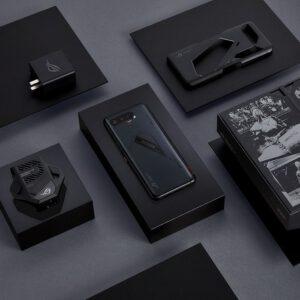 เปิดตัว ASUS ROG Phone 5s และ 5s Pro